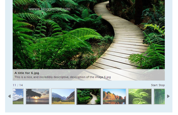 ad gallery jquery plugin
