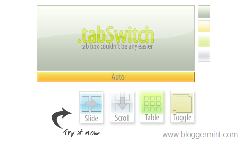 tabswitch jquery plugin