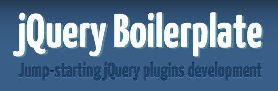 jQuery Boilerplate