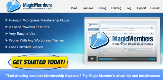 magicmembers wordpress membership plugin