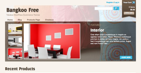 bangkoo wordress ecommerce theme