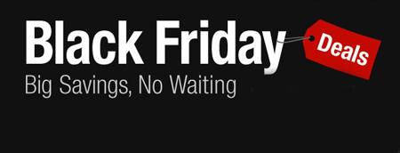 black friday deals 2011