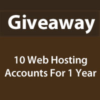 web hosting giveaway from Bloggermint