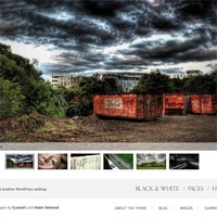 fresh photography WordPress themes