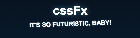 cssFX javascript file