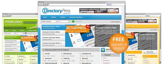 directorypress - wordpress directory theme