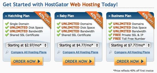 hostgator birthday discount