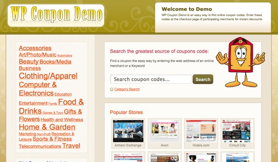 WP Coupon Plugin