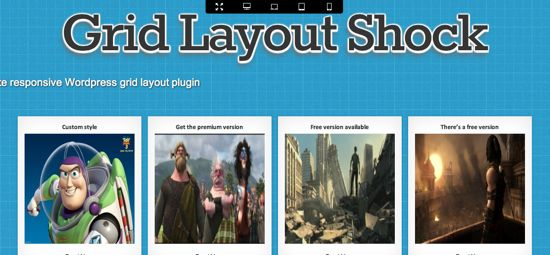 grid layout shock review