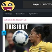 wplol damnlol wordpress theme
